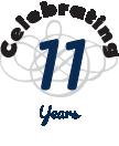 CELEBRATING 11 YEARS